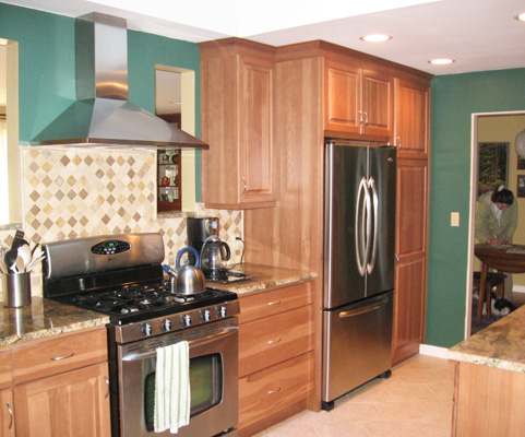 Olympia Kitchen Remodel Mike Winter Olympia Contractor